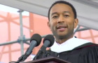 John Legend Sees Soul In All of Us at Penn Graduation (VIDEO)