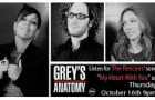 Gabriel Mann's Music on GREY'S ANATOMY for Second Time!