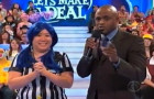 "Watch this former Penn Club President ""Make a Deal"" with Wayne Brady"