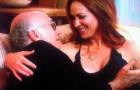 "Larry David ""talks and makes out"" with this Penn alum"