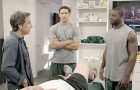Penn alum's promo with Ben Stiller, Mark Sanchez and LaDainian Tomlinson