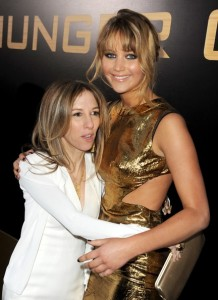 Alli Shearmur flirts with Jennifer Lawrence and now we're all jealous