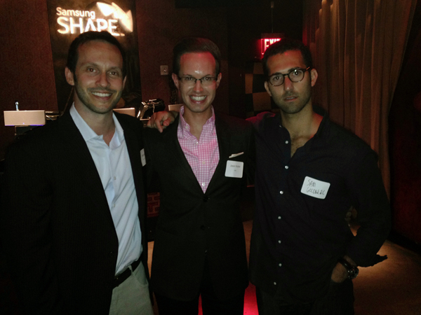 Penntertainment NY Happy Hour: Matt Rosler, Jason Butler and Sam Goldberg