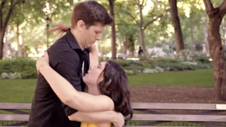 Penn Alum Falls Hard for Valentine's Day in this Rom Com Parody