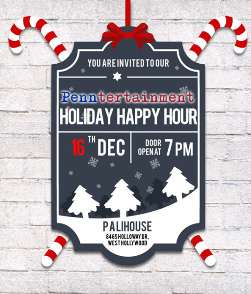 Penntertainment Holiday Happy Hour 2015