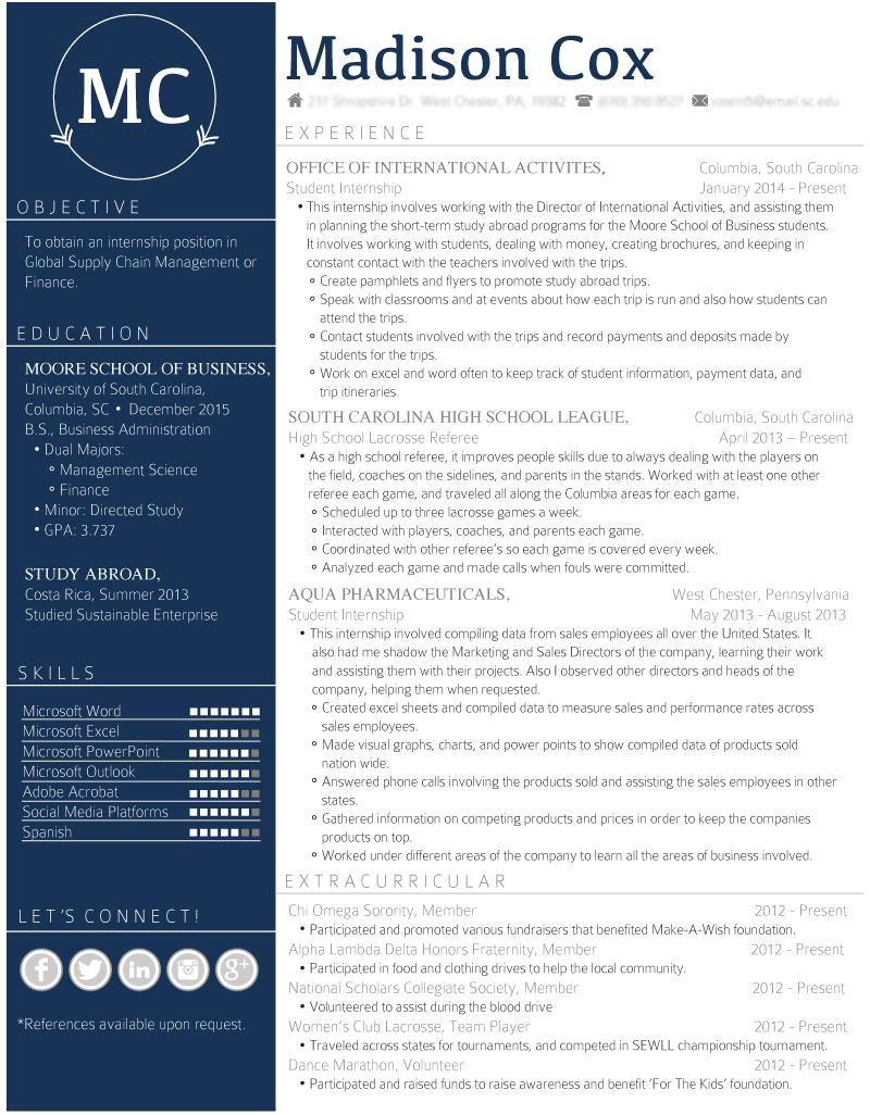 looking for these resumes will you stand out